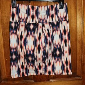 NWT Charlotte Russe Pencil Skirt